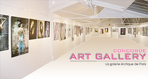 Concorde Art Gallery - Galerie Erotique Paris