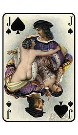 Bécat - jeu de carte Le Florentin -
