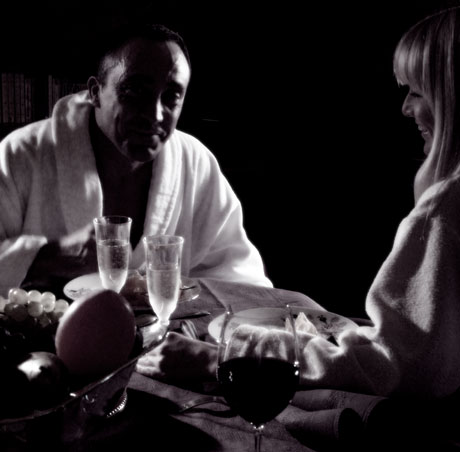 sexualité et plaisirs de la table