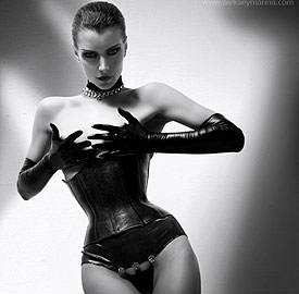 corset bustier photo copyright Aleksey Marina
