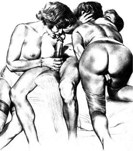 massage erotique trio dessin porno