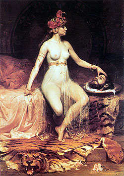 Salomé - Pierre Bonnaud -1865