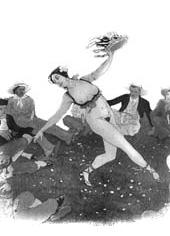 exhibition dansante