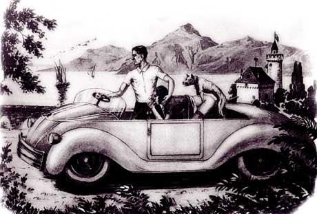 fantasmes multiples... illustration érotique anonyme