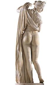 Venus callipyge - musée archéologique - Naples