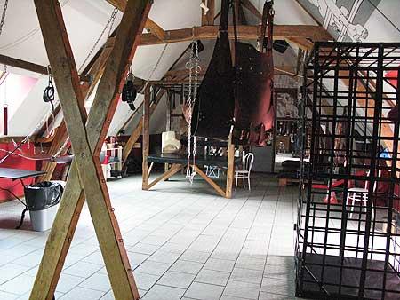 La Fistinière - la Chapelle Fistine