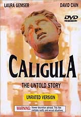 Affiche de Caligula - The untold story - David Hills