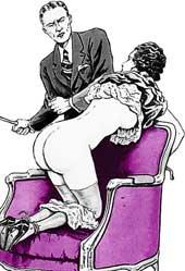 Le maître, responsable de l'intégrité de l'esclave - d'après Le   Rallic