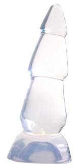 Plug transparent avec butée