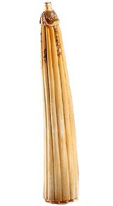 ombrelle en ivoire sculpté - japon - objet érotique